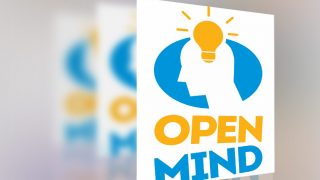 Logo: Open Mind