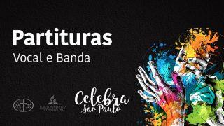 Partituras Celebra São Paulo