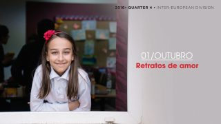 01/out. Retratos de amor – Informativo Mundial das Missões 4º/Tri/2016
