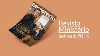 Revista Ministério: 5º bimestre 2016