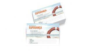 Cartões de Apelo – Evangelismo de Colheita 2016