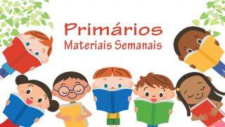 Auxiliar Primários: 24 setembro 2016 – Auxiliar da Escola Sabatina