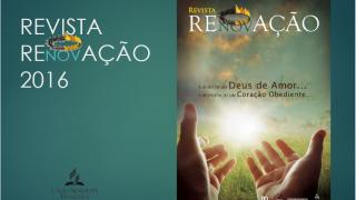 REVISTA RENOVAÇÃO 2016