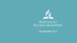 Calendário 2017 | Agenda ASR