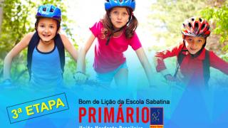 Bom de Lição da Escola Sabatina – Primários (3ª Etapa)