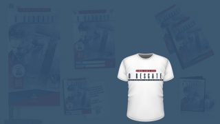 Camiseta (arte aberta e PDF) – Semana Santa 2017 | O Resgate
