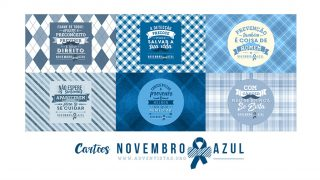 Cartões #NovembroAzul