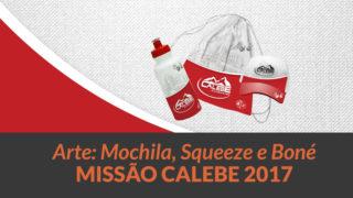 Kit Missão Calebe | 2017