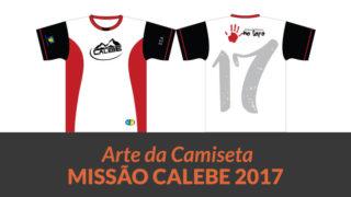 Camiseta – Missão Calebe | 2017