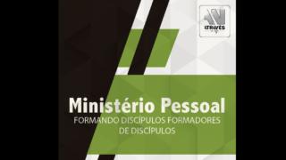Folder – Ministério Pessoal formando discípulos formadores de discípulos