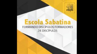 Folder – Escola Sabatina formando discípulos formadores de discípulos