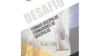Folder – Escola de formação de discípulos