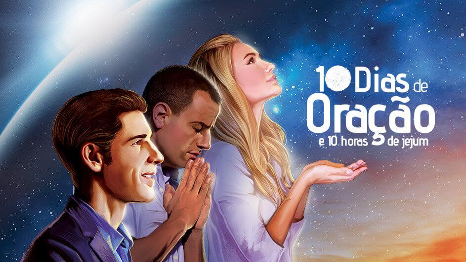 10 Dias de Oração 2017