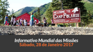 Sábado 28/jan – Informativo das Missões (1ºTrim/2017)