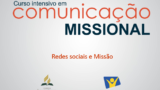 Palestra: Redes sociais e a missão