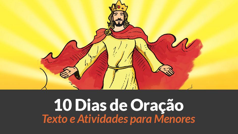 Revista 10 Dias de Oração – Infantil