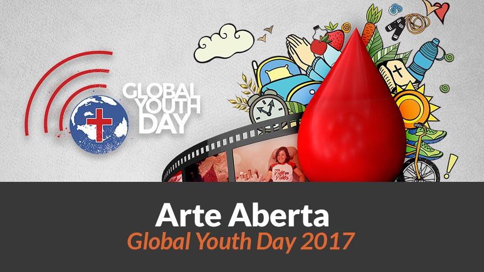 Arte Aberta – Global Youth Day 2017