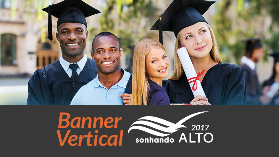 Banner Vertical: Sonhando Alto 2017