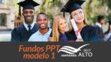Fundos PPT modelo 1: Sonhando Alto 2017/2018