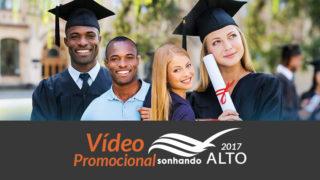 Vídeo: Sonhando Alto 2017/2018