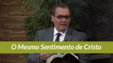Vídeo Tema 9: Sermão Mensal de Fidelidade 2017