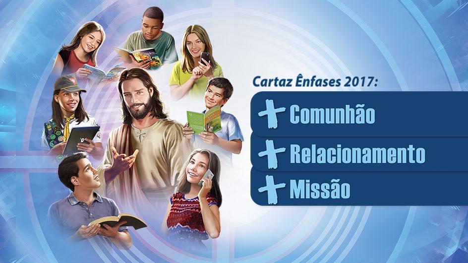 Cartaz de Ênfases 2017 – Ministério do Adolescente