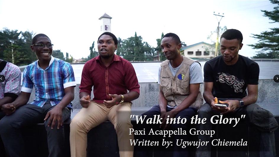 Informativo de Sáb #12 – 2Trim17 | Música: Walk into the Glory