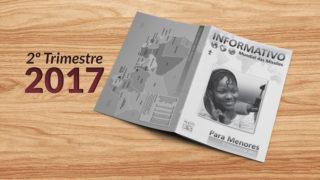 Livreto: Informativo Mundial das Missões (2ºTrim/2017 – Menores)