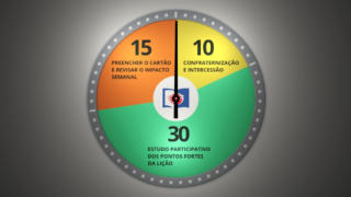 Escola Sabatina – Relógio