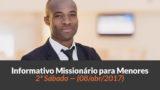 (Sáb 08/abr/2017) – Informativo Missionário Infantil