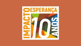 Selo 10 anos do Impacto Esperança 2017