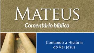 Comentário Bíblico Homilético de Mateus