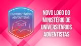 Novo logo Ministério de Universitários Adventistas