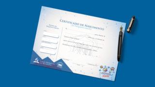 Certificado: Conectando Vidas – Multiplique Esperança