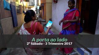 (3ºTrim17/ 2º Sáb) Informativo Mundial das Missões – A porta ao lado