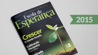 Revista Escola de Esperança