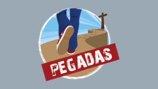 Logo do Projeto Pegadas