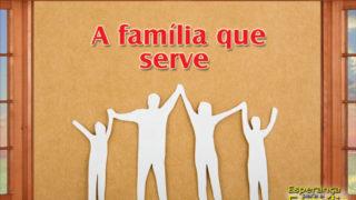 Lição 13 – Esperança Para a Família