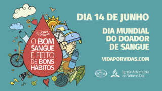 Vídeo | Dia Mundial do Doador de Sangue