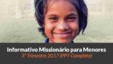 PPT (3º Trim/2017) — Informativo das Missões para Menores