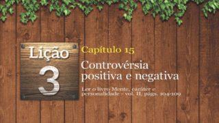 PPT 3.Controversia – Adoração em Família 2017