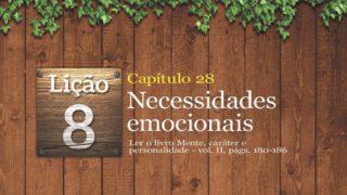 PPT 8.Necessidades Emocionais – Adoração em Família 2017