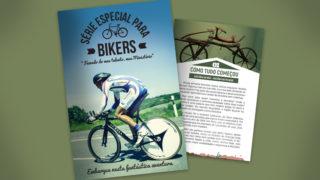 Série de estudos especiais para bikers