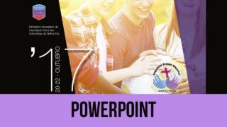 Powerpoint – Fim de Semana Mundial do Ministério dos Universitários Adventistas
