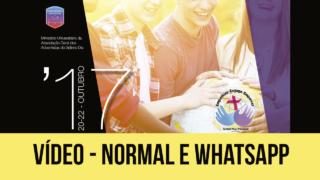 Vídeo – Fim de Semana Mundial do Ministério dos Universitários Adventistas