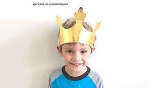 Molde: Coroa Rainha Ester