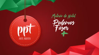 PPT – Arte Aberta – Mutirão de Natal | 2017