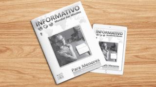(4º Trim 2017) Informativo Mundial das Missões para Menores