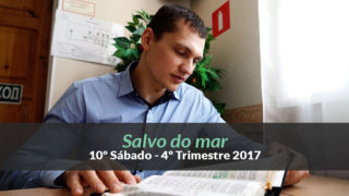(4ºTrim17/ 10º Sáb) Informativo Mundial das Missões – Salvo do mar