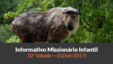 (Sáb 02/set/2017) – Informativo Missionário Infantil